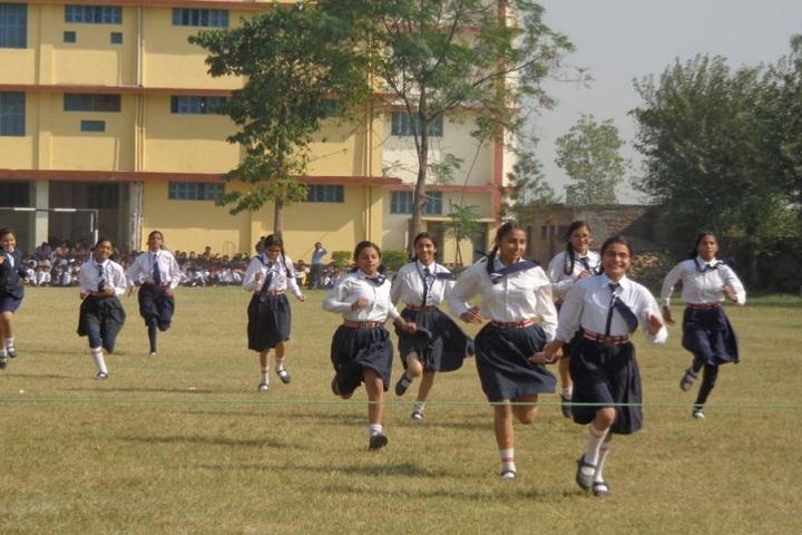 St Josephs Convent School-Running