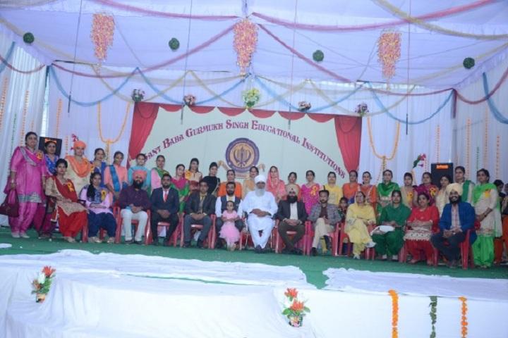 Sant Baba Gurmukh Singh International School-Staff