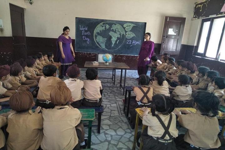 Jogindra Convent School-Classroom