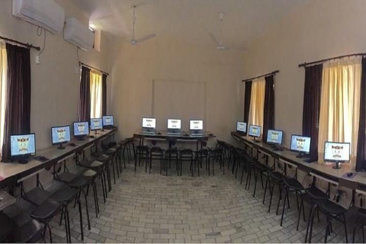 Jogindra Convent School-Computer Lab