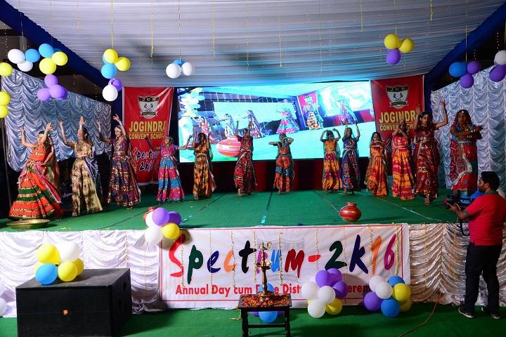 Jogindra Convent School-Dance