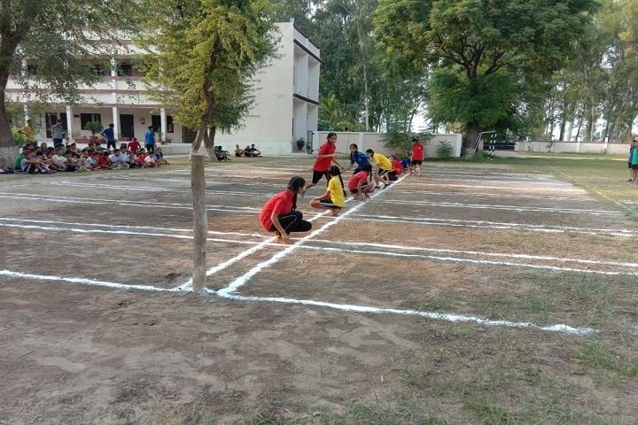 Jogindra Convent School-Games