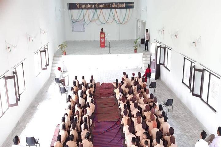 Jogindra Convent School-Hall