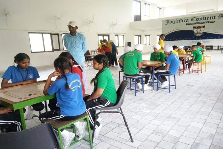 Jogindra Convent School-Indoor Games
