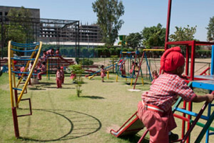 Holy Family Convent School-Play Ground
