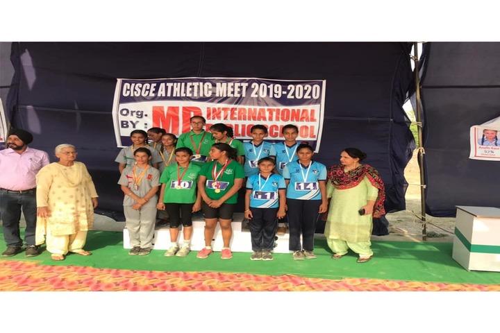 Guru Gobind Singh Convent School-Athletic Meet