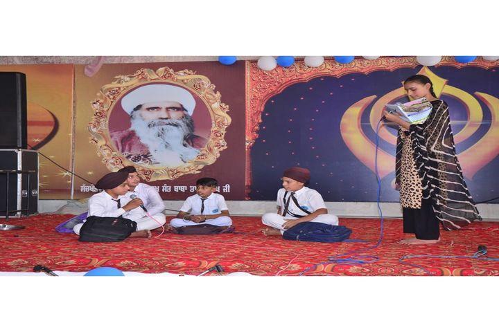 Guru Gobind Singh Convent School-Drama