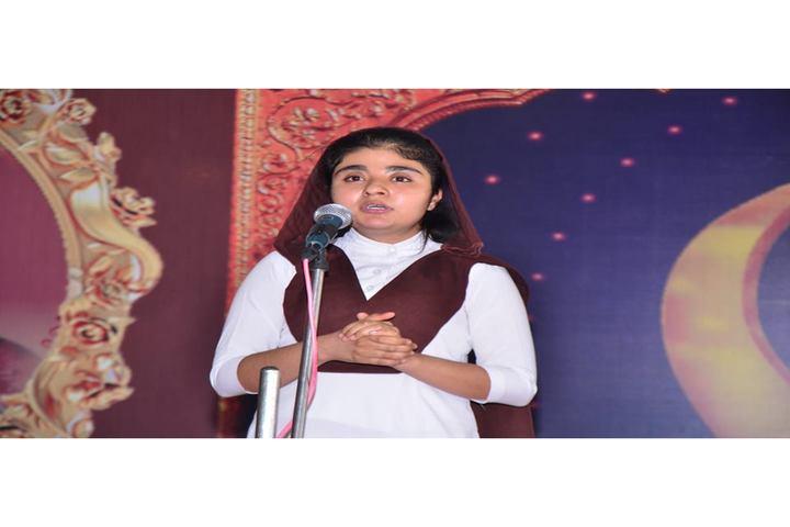 Guru Gobind Singh Convent School-Elocution