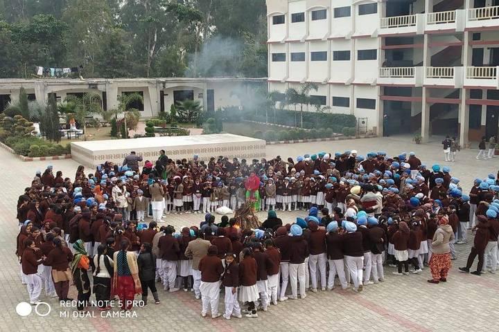 Guru Gobind Singh Convent School-Festival Celebrations
