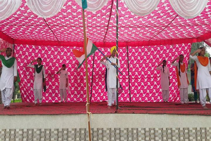 Guru Gobind Singh Convent School-Independence Day