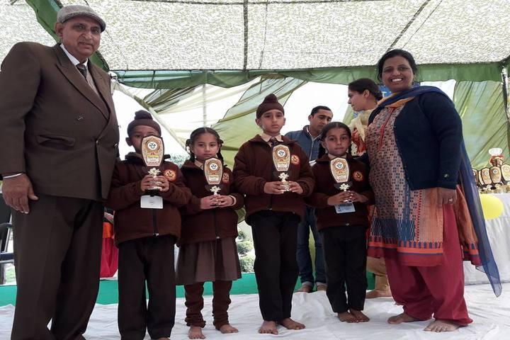 Guru Gobind Singh Convent School-Prize Ceremony