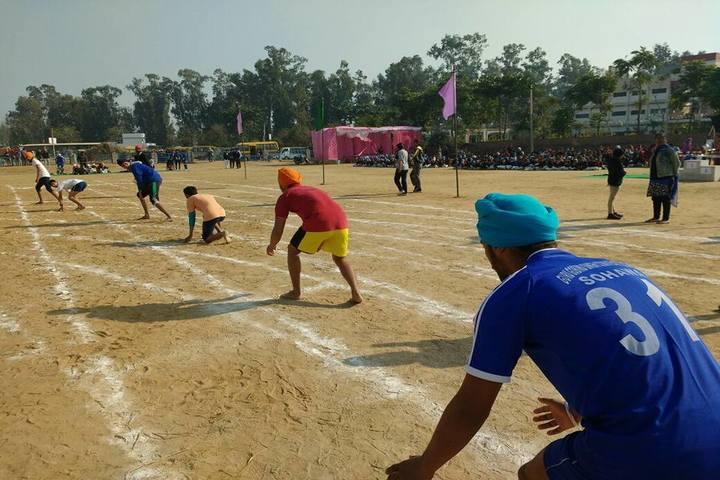 Guru Gobind Singh Convent School-Sports Day