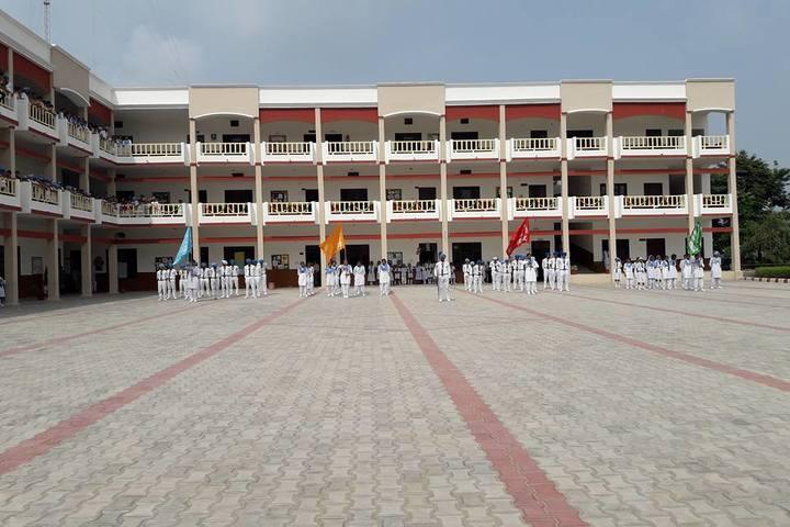Guru Gobind Singh Convent School-Sports Meet