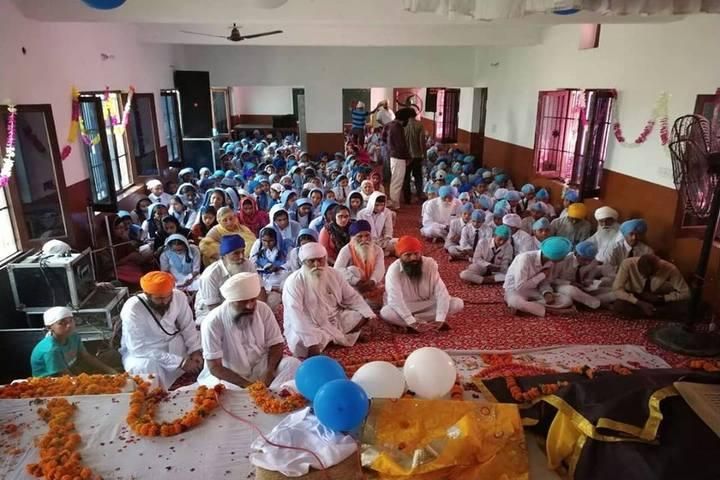 Guru Gobind Singh Convent School-Visit To Guru Dwar