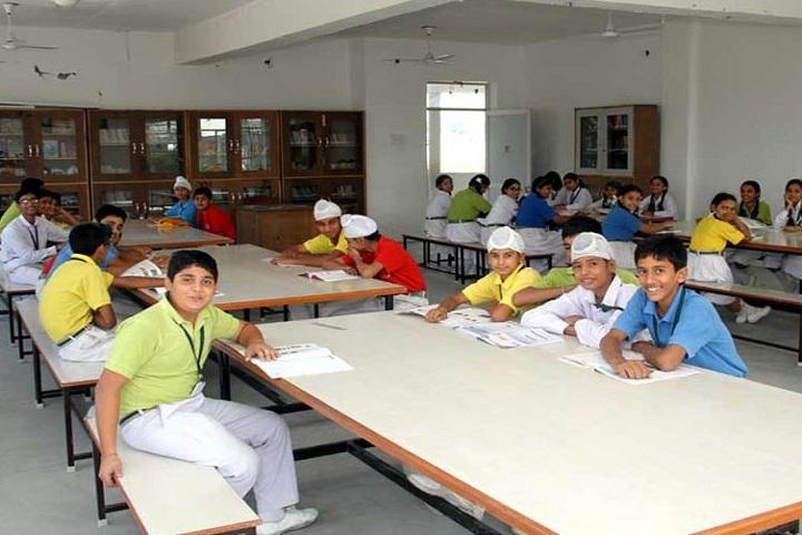 Sant Baba Hari Singh Model School-Library
