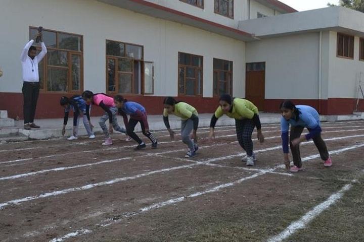Sant Baba Hari Singh Model School-Running