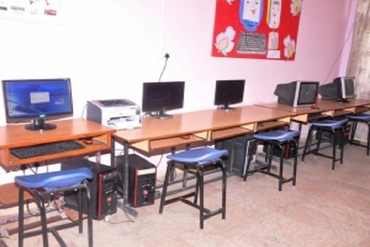 The Milestone Smart School-Computer Lab