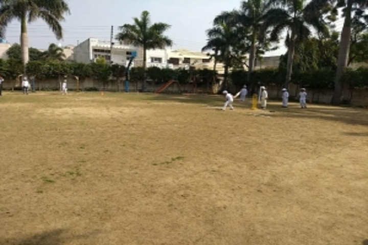 The Milestone Smart School-Cricket