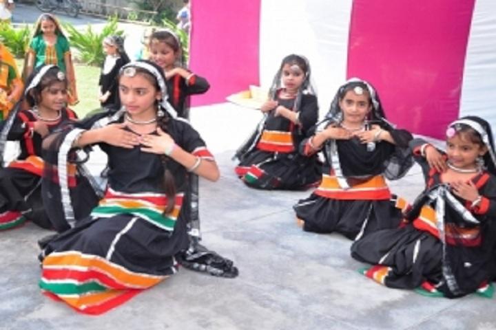 The Milestone Smart School-Dance