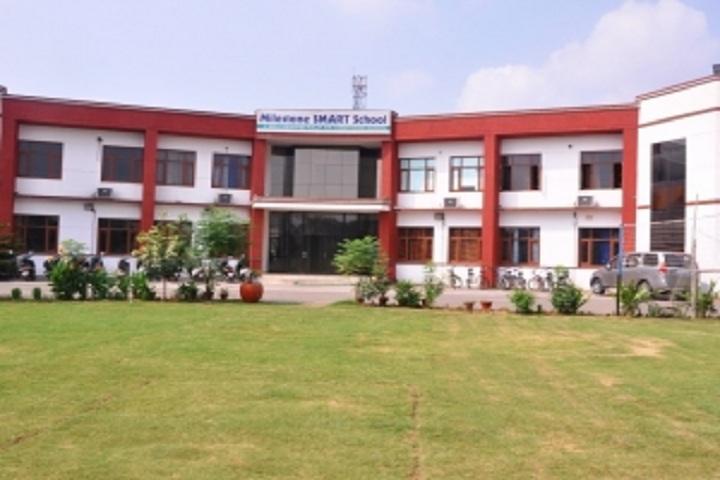 The Milestone Smart School-School Building