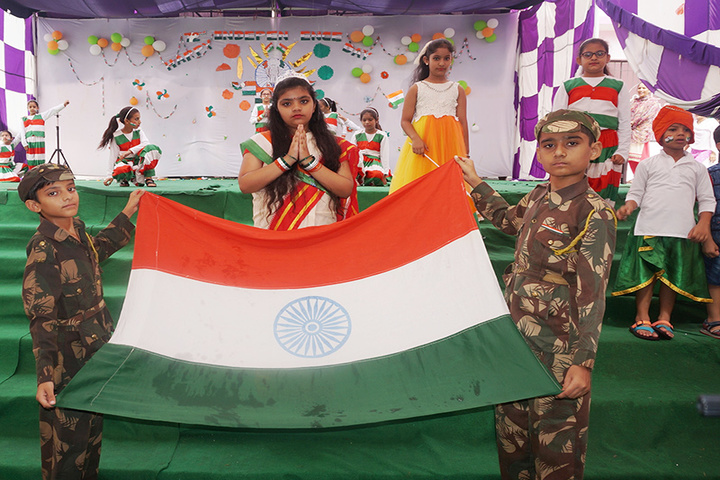 Little Flower Convent School-Independence Day