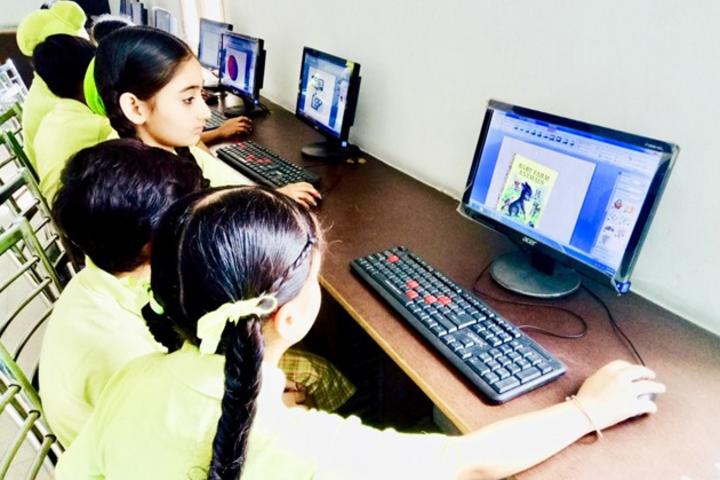 Carol Convent School-Computer Lab