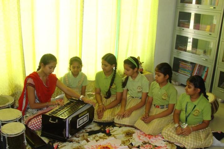 Carol Convent School-Music Room