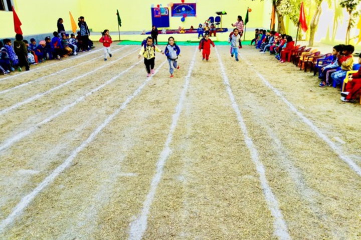 Carol Convent School-Sports Day