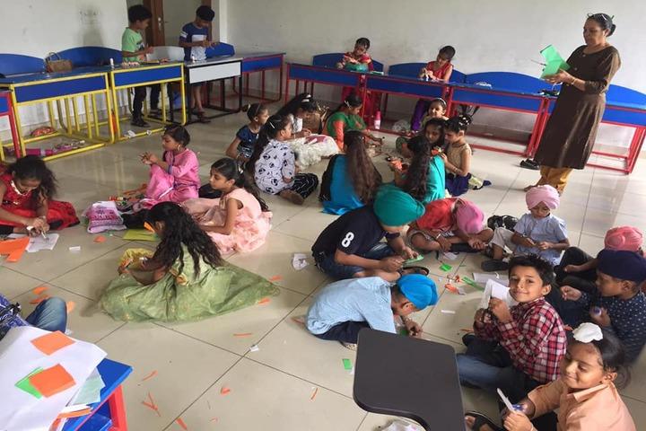 Avior Convent School-Activity Room