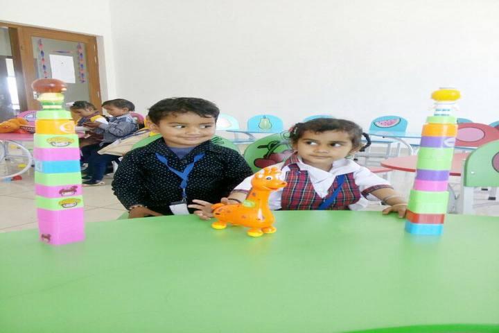 Avior Convent School-Activity