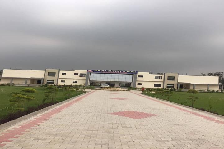 Avior Convent School-Campus