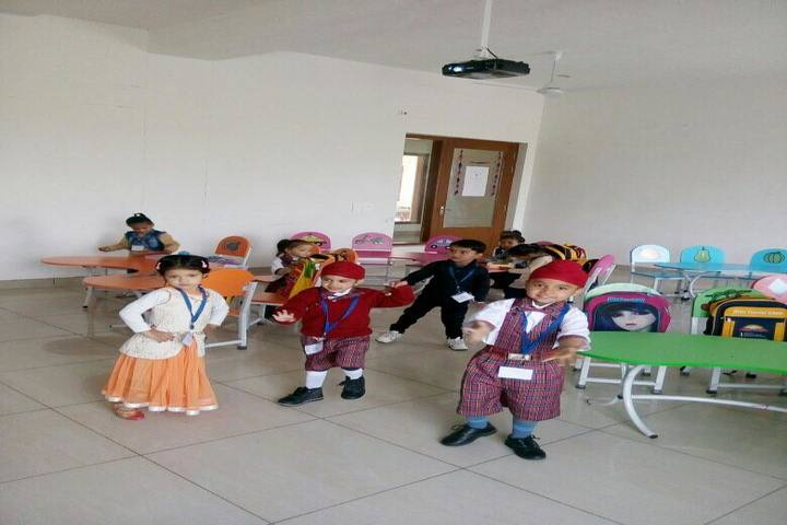 Avior Convent School-Classroom Activity