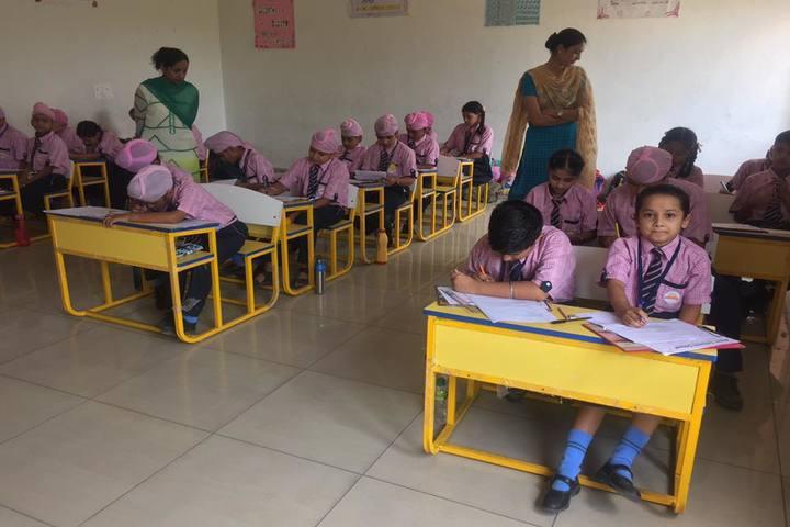 Avior Convent School-Classroom