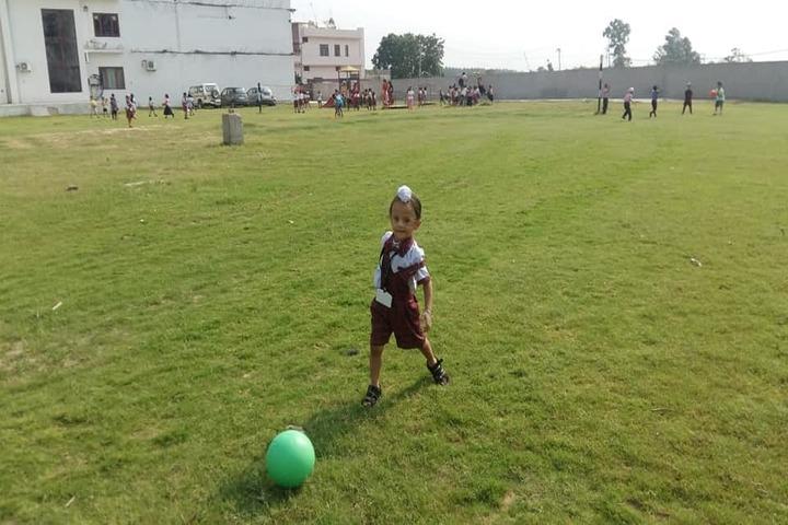 Avior Convent School-Playground