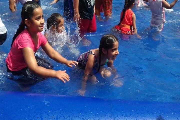 Avior Convent School-Pool  Splash