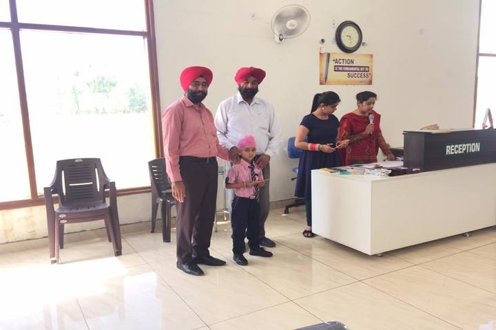 Avior Convent School-Prize Distribution