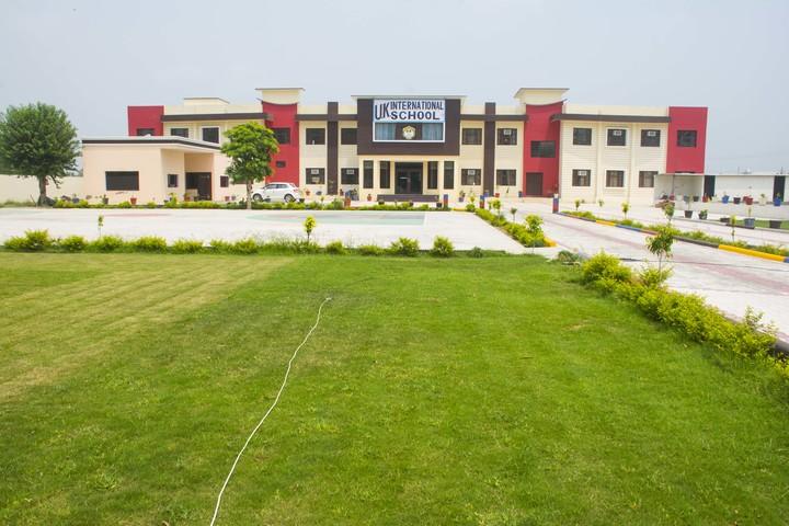 U K International School-Campus