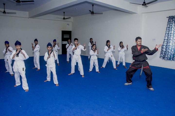 U K International School-Karati