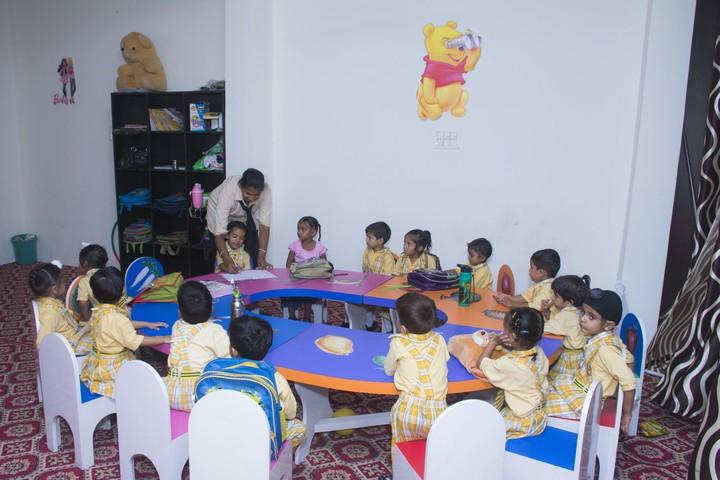 U K International School-Play School
