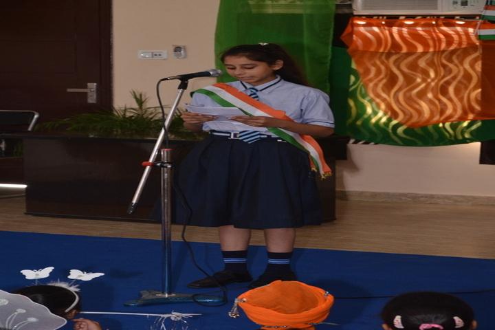 U K International School-Republic Day