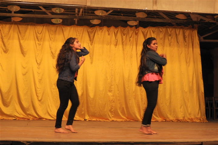St Marys High School-Dance Competition