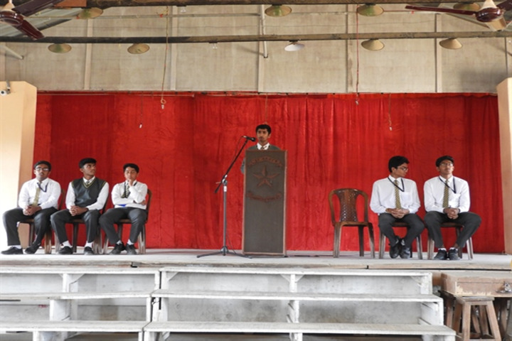 St Marys High School-Debate