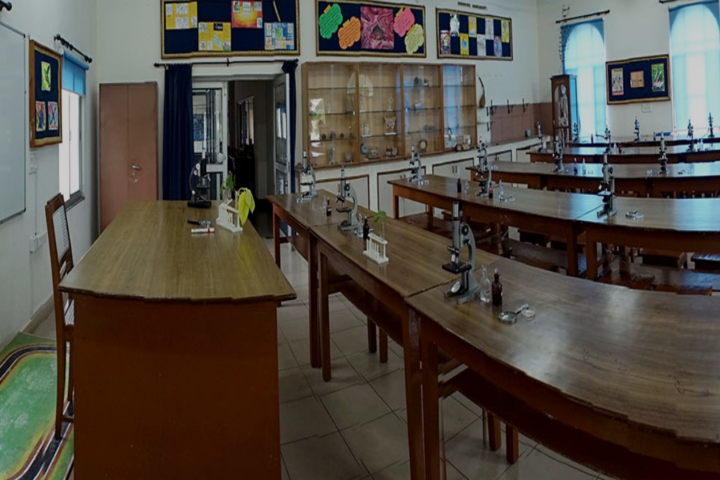 Mayo College Girls School-Biology Lab
