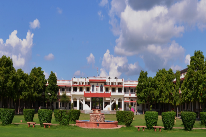 Mayo College Girls School-Campus