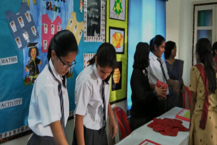 Mayo College Girls School-Maths Lab