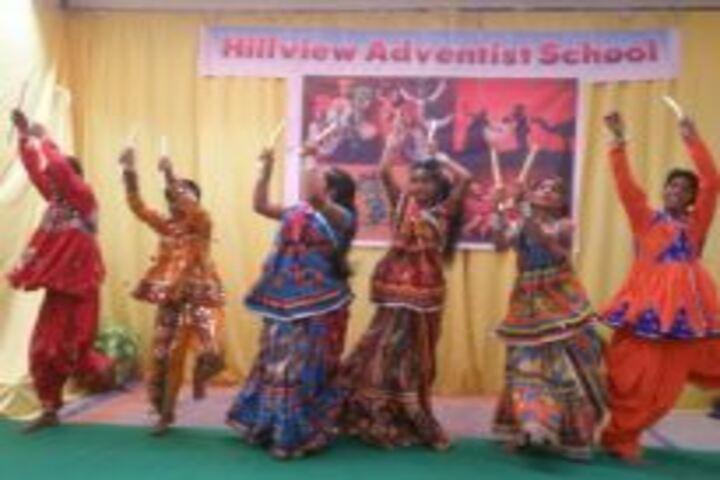Hillview Adventist School-Cultural Dance