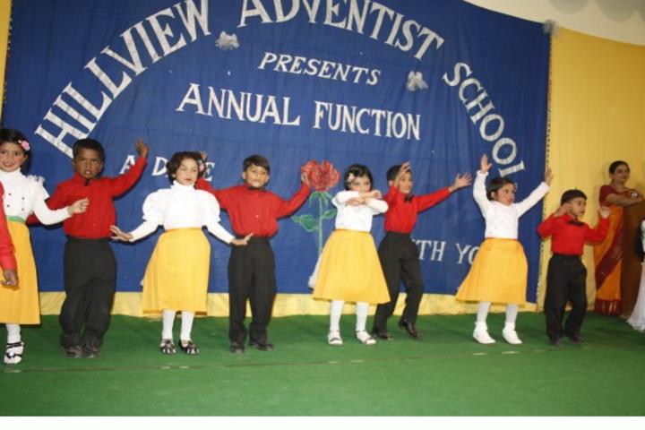 Hillview Adventist School-Annual Day