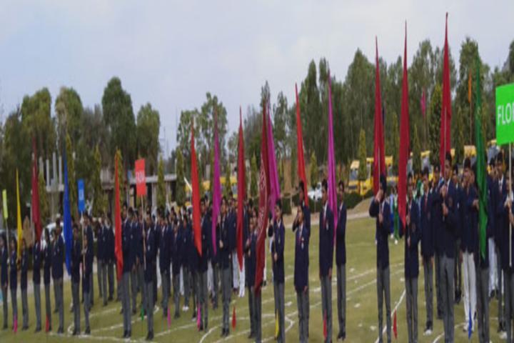 Childrens Academy-Investitutre Ceremony