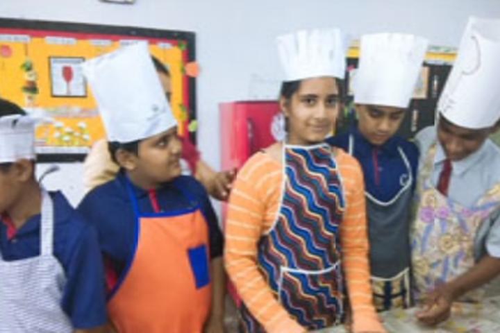 Childrens Academy-Master Chef