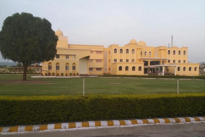 M S B Educational Institute-Campus-View